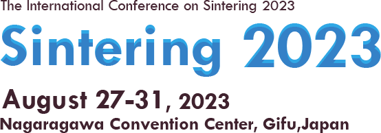 Sintering2021 ~The International Conference on Sintering 2021~